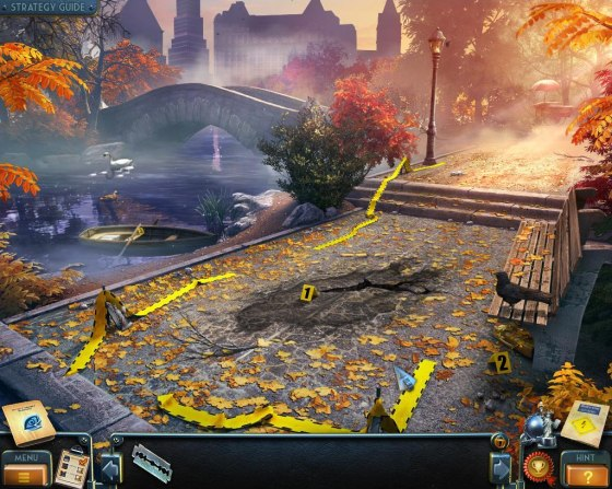 New York Mysteries 2: High Voltage Collector's Edition (2015) - полная версия