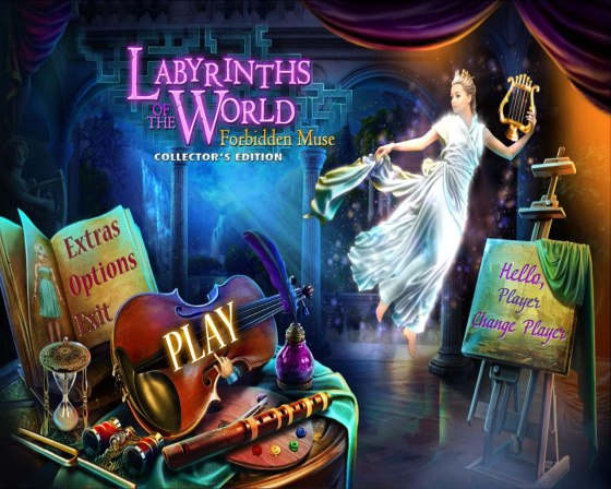 Labyrinths of the World 2: Forbidden Muse Collector's Edition (2015) - полная версия