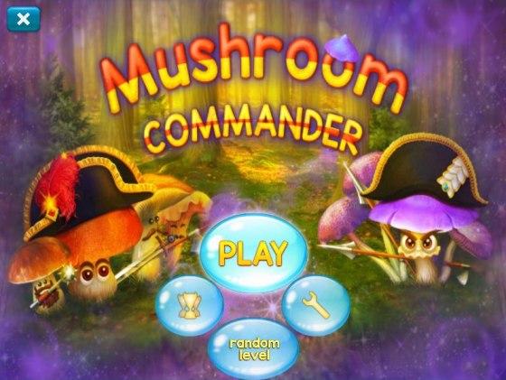 Mushroom Commander (2015) - полная версия