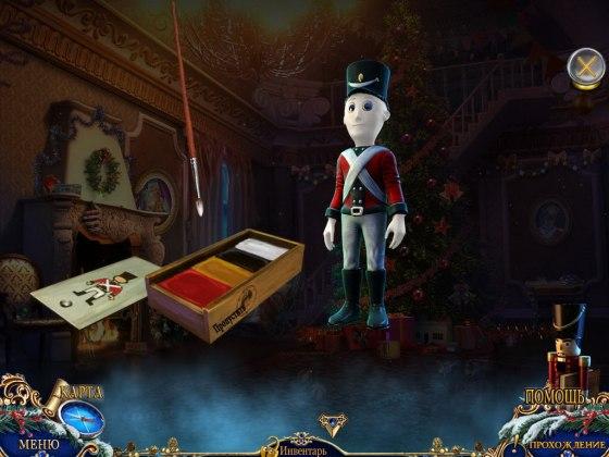 Рождественские истории 3. Оловянный солдатик. Коллекционное издание (2015) - полная версия