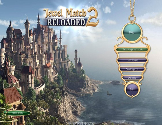 Jewel Match 2: Reloaded - полная версия