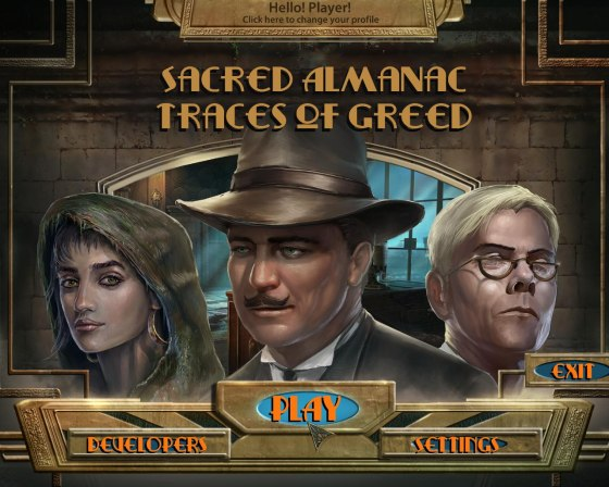 Sacred Almanac: Traces of Greed (2015) - полная версия