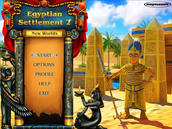 Egyptian Settlement 2: New Worlds (2015) - полная версия