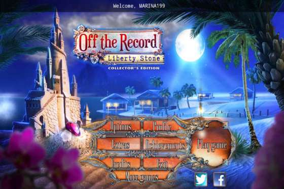 Off the Record 4. The Liberty Stone Collector's Edition (2015) - полная версия