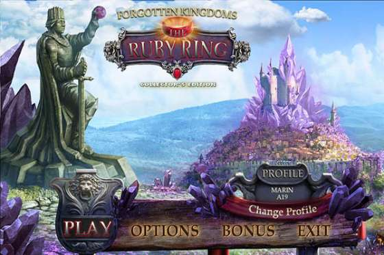 Forgotten Kingdoms 2. The Ruby Ring Collector's Edition (2015) - полная версия