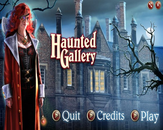 Haunted Gallery (2015) - полная версия