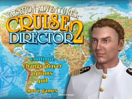 Vacation Adventures: Cruise Director 2 (2015) - полная версия