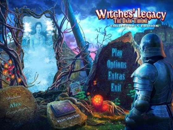Witches' Legacy 6: The Dark Throne Collector's Edition (2015) - полная версия