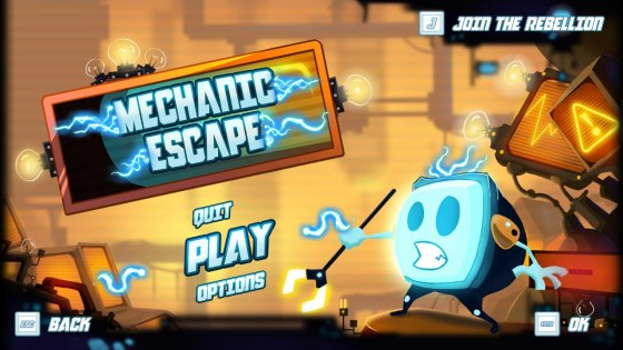 Mechanic Escape (2014) - полная версия
