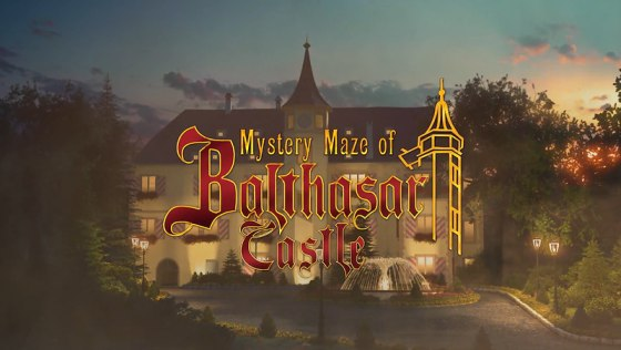 Mystery Maze of Balthasar Castle (2015) - полная версия