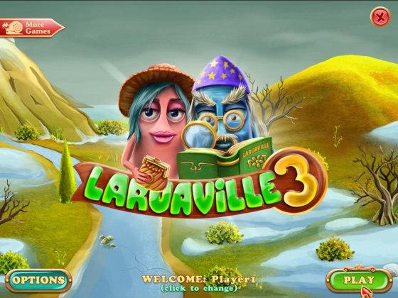 Laruaville 3 (2015) - полная версия