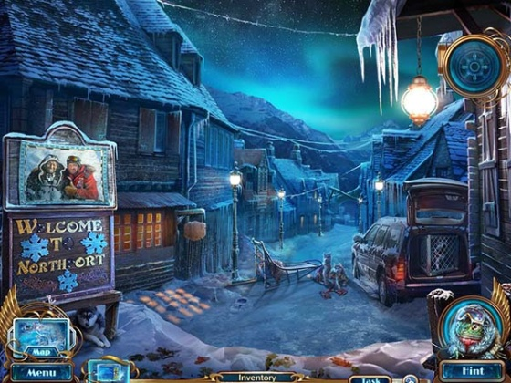 Mystery Trackers 9: Winterpoint Tragedy Collector's Edition (2015) - полная версия