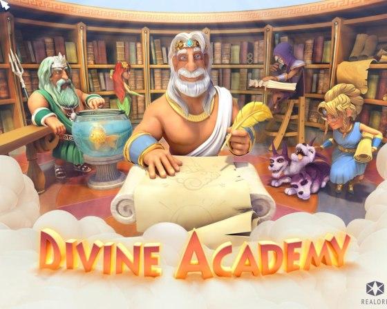 Divine Academy (Rus/2015) - полная версия
