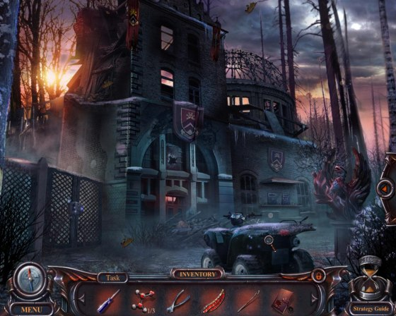 Haunted Hotel 9: Phoenix Collectors Edition (2015) - полная версия