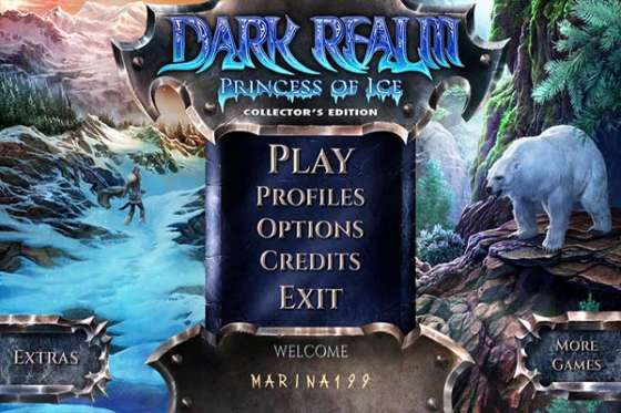 Dark Realm 2: Princess of Ice Collectors Edition (2015) - полная версия