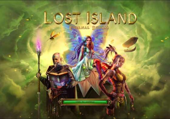 Lost Island: Eternal Storm (2015) - полная версия
