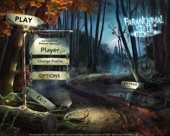 Paranormal State: Poison Spring - полная версия