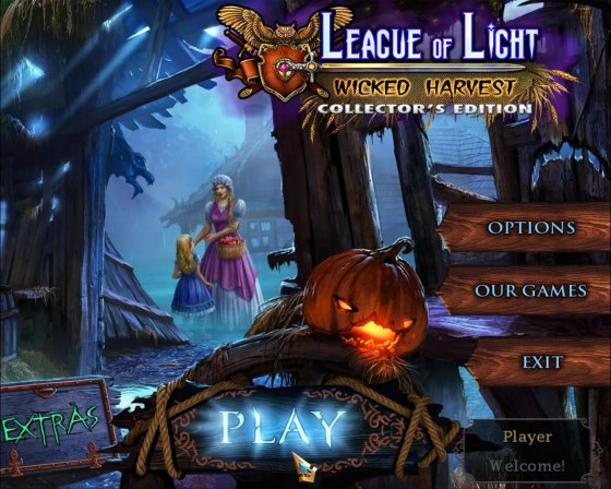 League of Light 2: Wicked Harvest Collector's Edition - полная версия