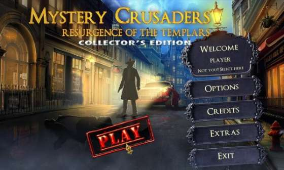 Mystery Crusaders: Resurgence of the Templars Collectors Edition (2015) - полная версия