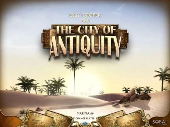 Elly Cooper and the City of Antiquity (2015) - полная версия