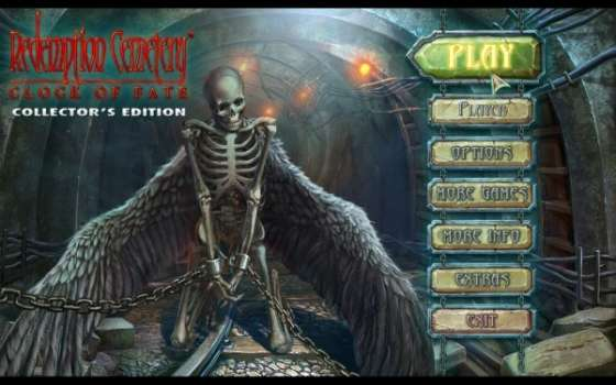 Redemption Cemetery 7: Clock of Fate Collectors Edition (2015) - полная версия