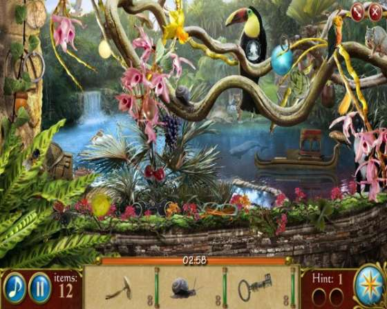 Hidden Object: Magic Gardens (2015) - полная версия
