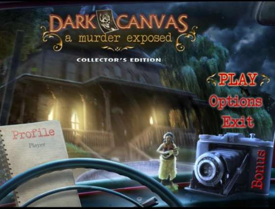 Dark Canvas 3: A Murder Exposed Collectors Edition (2015) - полная версия