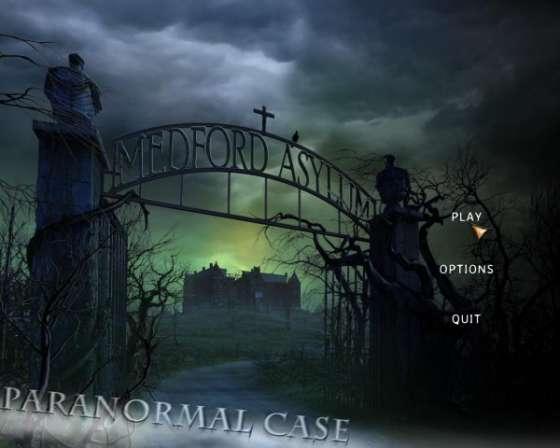 Medford Asylum. Paranormal Case (2015) - полная версия