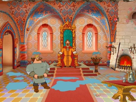 Три богатыря и Шамаханская царица - полная версия