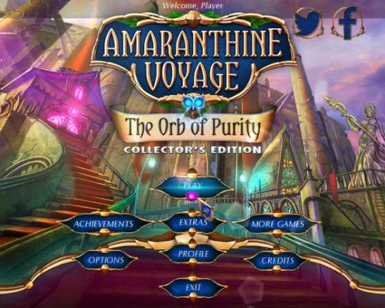 Amaranthine Voyage 5: The Orb of Purity Collectors Edition (2015) - полная версия