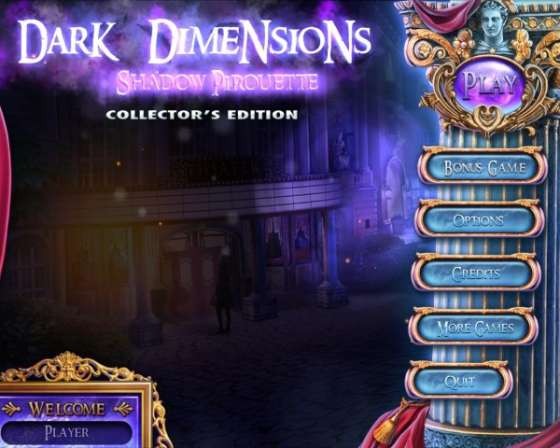 Dark Dimensions 6: Shadow Pirouette Collectors Edition (2015) - полная версия