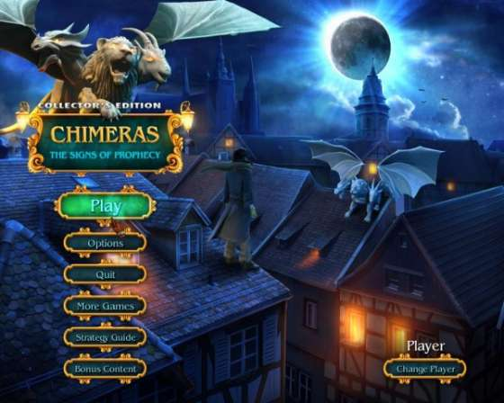 Chimeras 2: The Signs of Prophecy Collectors Edition (2015) - полная версия