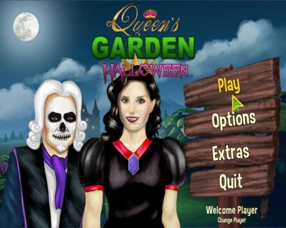 Queen's Garden 3. Halloween (2015) - полная версия