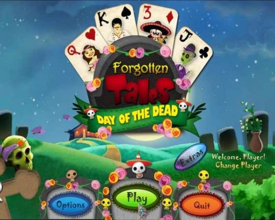 Forgotten Tales: Day of the Dead (2015) - полная версия