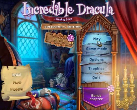 Incredible Dracula: Chasing Love Collector's Edition (2015) - полная версия