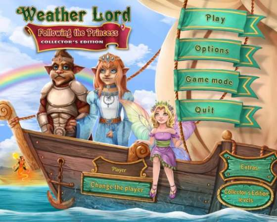 Weather Lord 5: Following the Princess Collectors Edition (2015) - полная версия