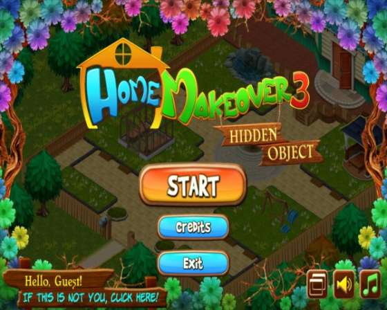 Hidden Object: Home Makeover 3 (2015) - полная версия