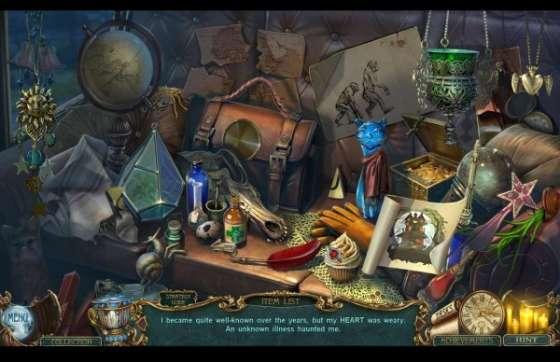 Haunted Legends 7: The Secret of Life Collectors Edition (2015) - полная версия