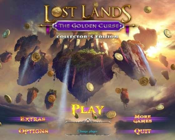 Lost Lands 3: The Golden Curse Collector's Edition (2015) - полная версия