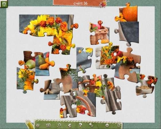 Праздничный пазл. День благодарения 2 (2015) - полная версия