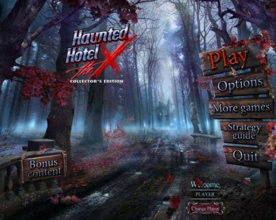 Haunted Hotel 10: The X Collectors Edition (2015) - полная версия