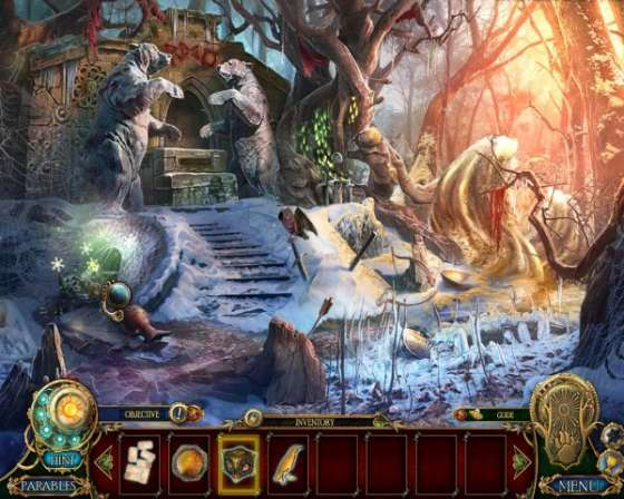 Dark Parables 10: Goldilocks and the Fallen Star Collectors Edition (2015) - полная версия