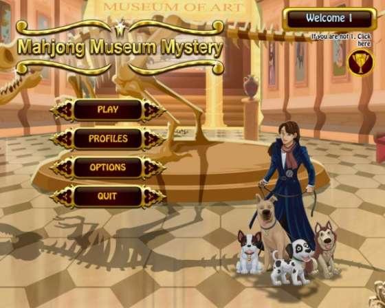 Mahjong Museum Mystery (2015) - полная версия