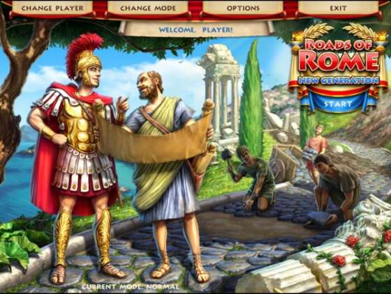 Roads of Rome 4: New Generation (2015) - полная версия