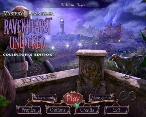 Mystery Case Files 13: Ravenhearst Unlocked Collectors Edition (2015) - полная версия