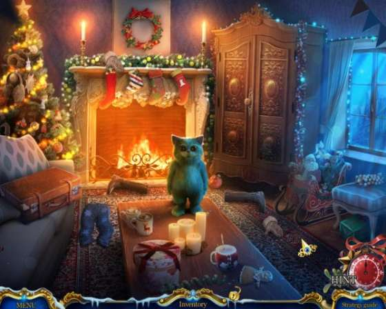 Christmas Stories 4: Puss in Boots Collector's Edition (2015) - полная версия