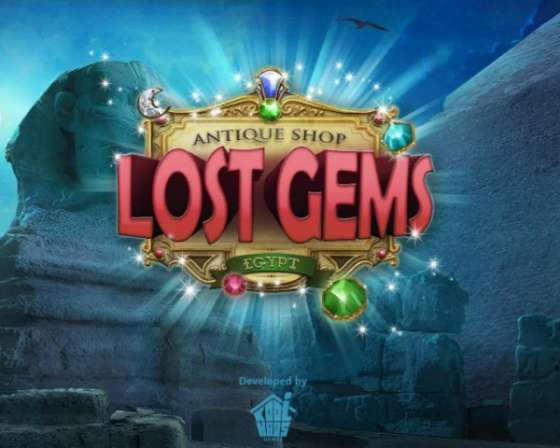 Antique Shop: Lost Gems - Egypt (2015) - полная версия