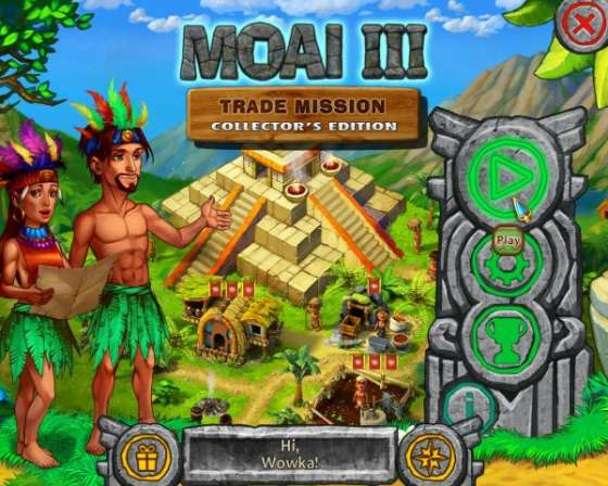 Moai 3: Trade Mission. Collectors Edition (2015) - полная версия
