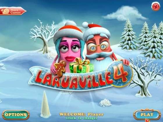 Laruaville 4: Christmas (2015) - полная версия
