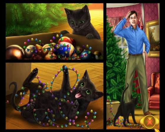 Rainbow Mosaics: Christmas Lights (2015) - полная версия